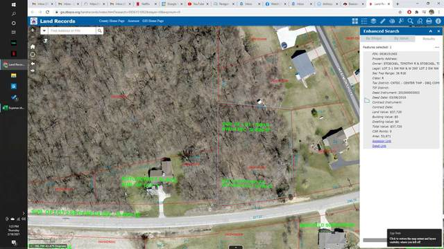 Lot Old Highway Road, Peosta, IA 52068 (MLS #141755) :: EXIT Realty Dubuque, Dyersville & Maquoketa