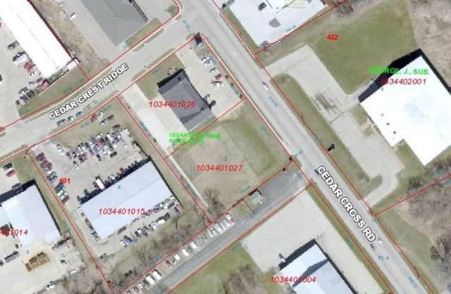 3100 Cedar Crest Ridge, Dubuque, IA 52003 (MLS #141956) :: EXIT Realty Dubuque, Dyersville & Maquoketa