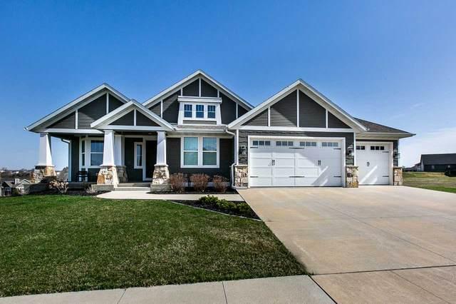 1965 Creek Wood Drive, Dubuque, IA 52003 (MLS #142046) :: EXIT Realty Dubuque, Dyersville & Maquoketa
