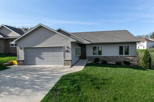 3365 David Drive, Dubuque, IA 52002 (MLS #142125) :: EXIT Realty Dubuque, Dyersville & Maquoketa