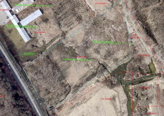 Lot 2-1-1 Central Avenue, Dubuque, IA 52001 (MLS #142285) :: EXIT Realty Dubuque, Dyersville & Maquoketa
