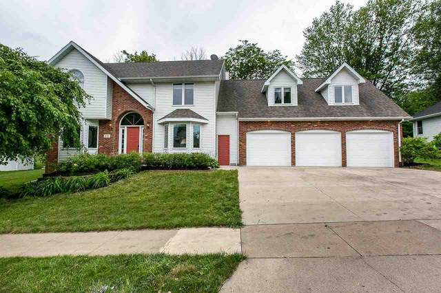 835 Carriage Hill Drive, Dubuque, IA 52003 (MLS #142742) :: EXIT Realty Dubuque, Dyersville & Maquoketa