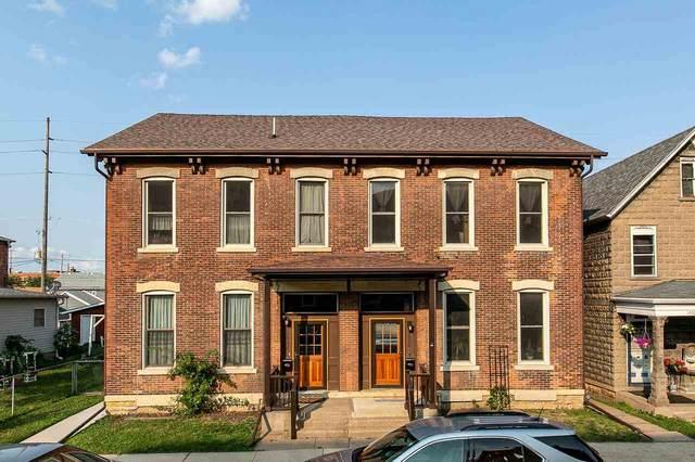 1550 Jackson Street, Dubuque, IA 52001 (MLS #142915) :: EXIT Realty Dubuque, Dyersville & Maquoketa