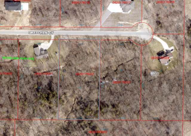 LOT 25, 26 Gretchen Court, Sherrill, IA 52073 (MLS #142961) :: EXIT Realty Dubuque, Dyersville & Maquoketa