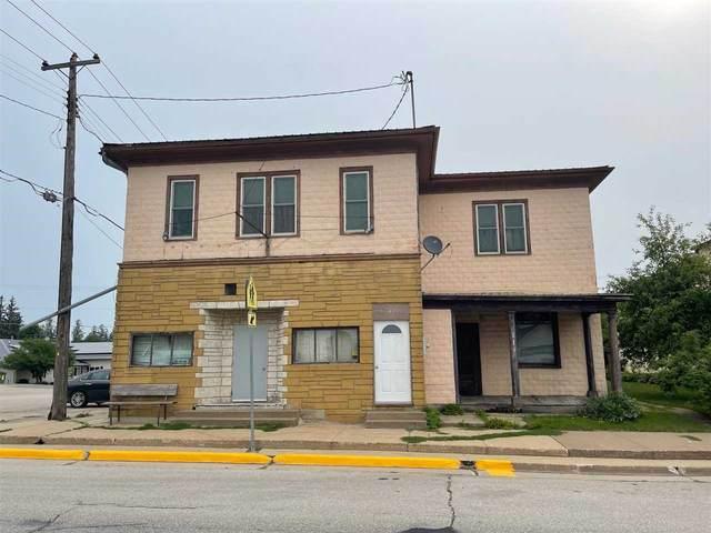 110 N Main Street, Garnavillo, IA 52049 (MLS #142969) :: EXIT Realty Dubuque, Dyersville & Maquoketa