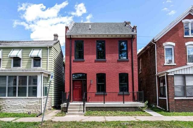 1228 Jackson Street, Dubuque, IA 52001 (MLS #143012) :: EXIT Realty Dubuque, Dyersville & Maquoketa
