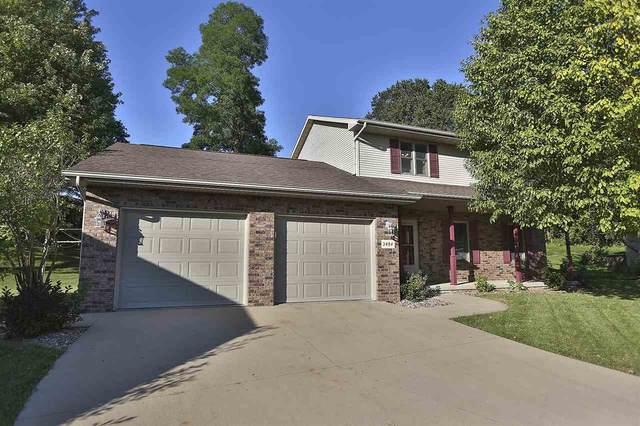 2484 Wintergreen Drive, Dubuque, IA 52002 (MLS #143104) :: EXIT Realty Dubuque, Dyersville & Maquoketa