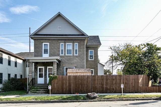 1406 Jackson St., Dubuque, IA 52001 (MLS #143419) :: EXIT Realty Dubuque, Dyersville & Maquoketa