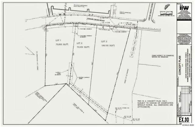Lot 2 Cedar Cross Road Road, Dubuque, IA 52003 (MLS #136131) :: EXIT Realty Dubuque, Dyersville & Maquoketa
