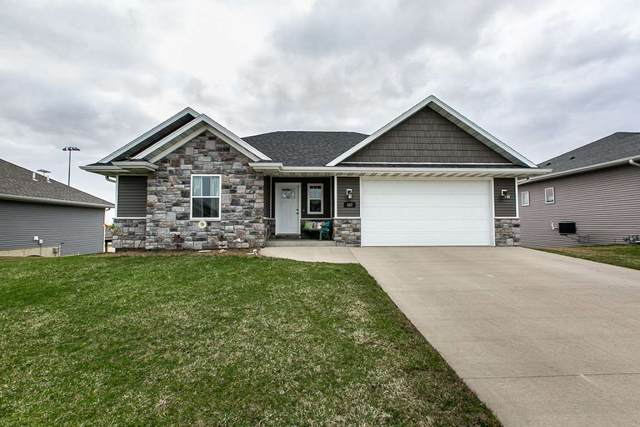 317 Bryn Drive, Peosta, IA 52068 (MLS #142017) :: EXIT Realty Dubuque, Dyersville & Maquoketa