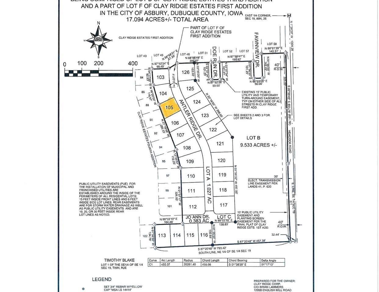Lot 105 Antler Rdige Drive - Photo 1