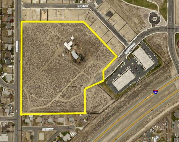 640 Spruce Road, Elko, NV 89801 (MLS #3618199) :: Shipp Group