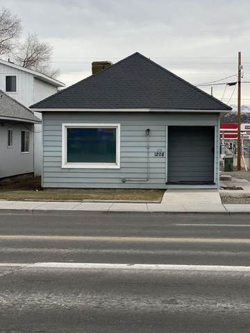 1208 Idaho Street, Elko, NV 89801 (MLS #3618290) :: Shipp Group