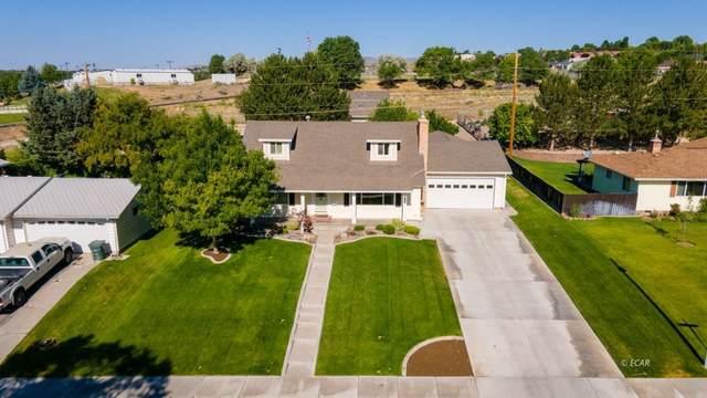 855 Country Club Drive, Elko, NV 89801 (MLS #3619146) :: Shipp Group