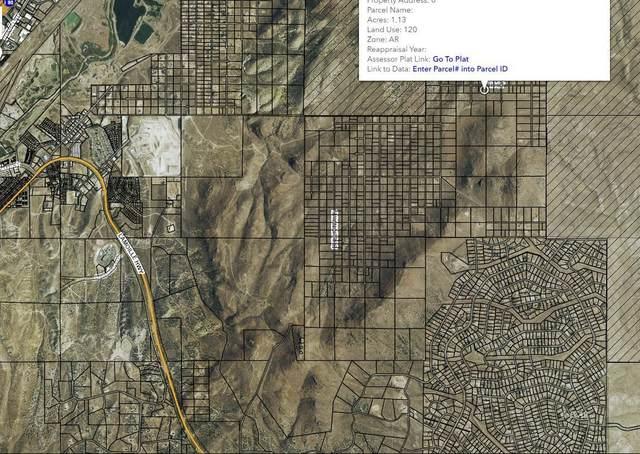 5th Street, Spring Creek, NV 89815 (MLS #3619284) :: Shipp Group