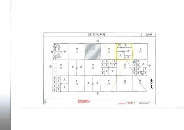 T31n, R49e, Eureka, NV 89316 (MLS #3619307) :: Shipp Group
