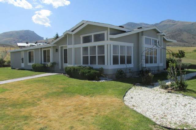 2701 Mountain View Drive, Lamoille, NV 89828 (MLS #3619310) :: Shipp Group