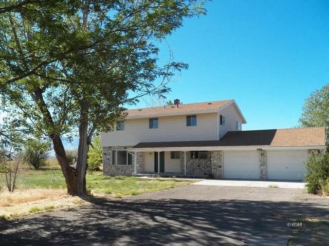 496 Belloak Drive, Spring Creek, NV 89815 (MLS #3619461) :: Shipp Group
