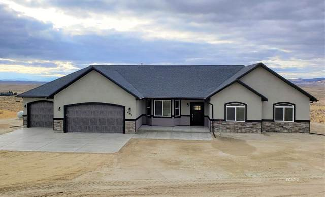 376 Lookout Drive, Spring Creek, NV 89815 (MLS #3619484) :: Shipp Group
