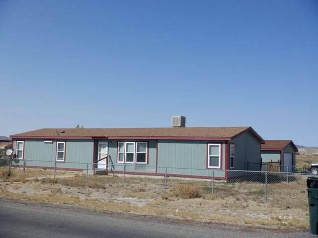 391 Whear Drive, Spring Creek, NV 89815 (MLS #3619527) :: Shipp Group