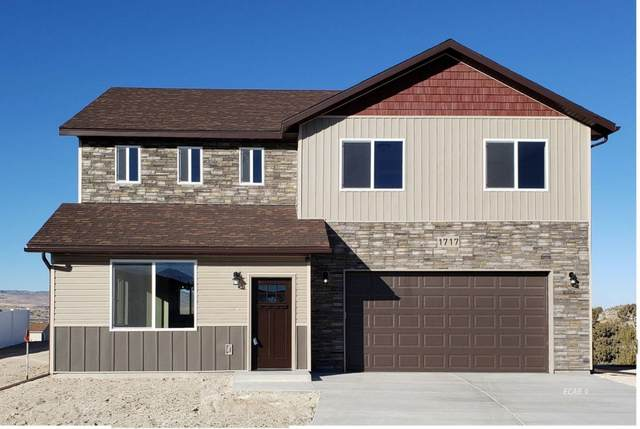 Lot 327 Deerfield Way, Elko, NV 89801 (MLS #3619542) :: Shipp Group