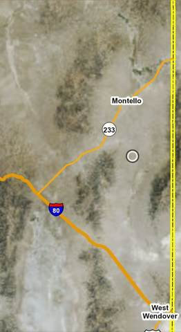 Sec 33 Twp 38N Rge 69E Mdb&M Road, Montello, NV 89830 (MLS #3619562) :: Shipp Group