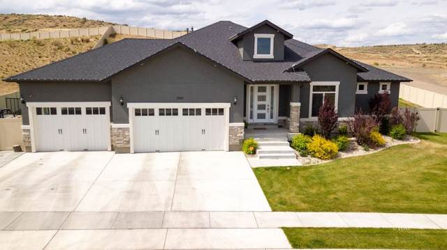 2461 Puccinelli Parkway, Elko, NV 89801 (MLS #3619639) :: Shipp Group