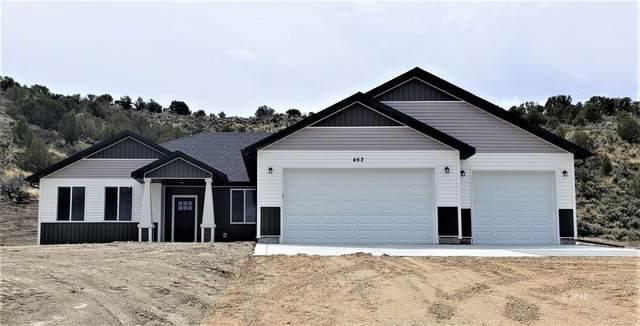 382 Lakeport Drive, Spring Creek, NV 89815 (MLS #3619659) :: Shipp Group