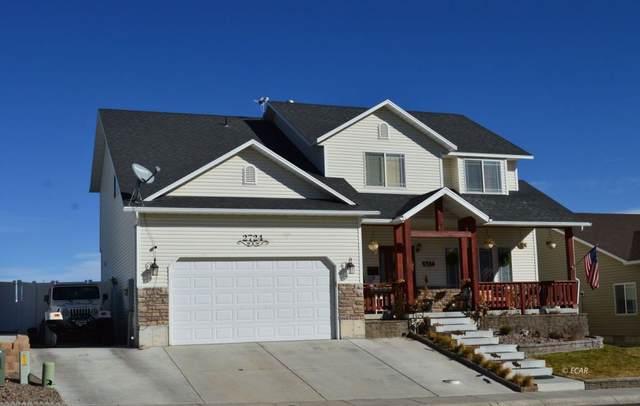 2724 Sunnyside Avenue, Elko, NV 89801 (MLS #3619685) :: Shipp Group