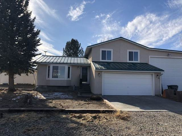 514 Spring Creek Parkway, Spring Creek, NV 89815 (MLS #3619782) :: Shipp Group