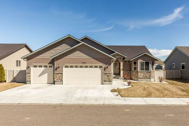 3706 Valley Ridge Avenue, Elko, NV 89801 (MLS #3619831) :: Shipp Group