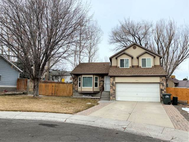 615 Pinecone Circle, Elko, NV 89801 (MLS #3619835) :: Shipp Group