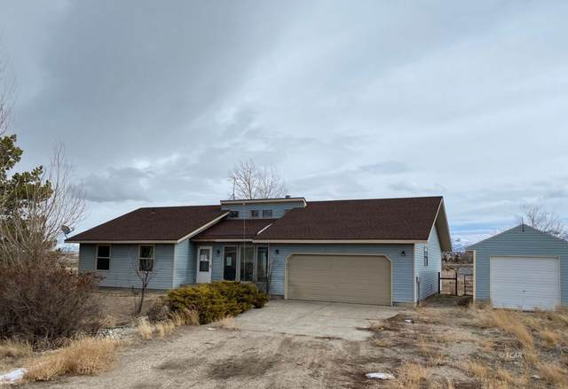 278 Glenvista Drive, Spring Creek, NV 89815 (MLS #3619962) :: Shipp Group