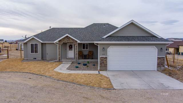 265 Lakeport Drive, Spring Creek, NV 89815 (MLS #3620022) :: Shipp Group