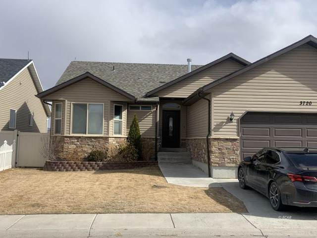 3720 Enfield Avenue, Elko, NV 89801 (MLS #3620057) :: Shipp Group