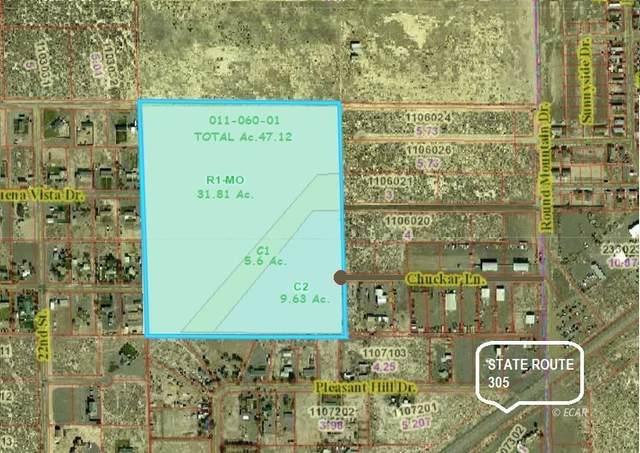 TBD Chukar Lane, Battle Mountain, NV 89820 (MLS #3620167) :: Shipp Group