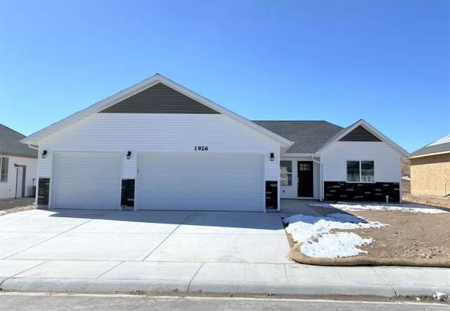 1845 Deerfield Way, Elko, NV 89801 (MLS #3620240) :: Shipp Group