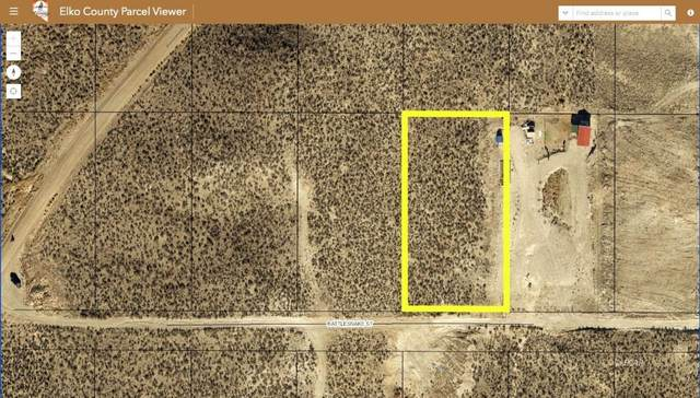 Rattlesnake Street, Elko, NV 89801 (MLS #3620275) :: Shipp Group