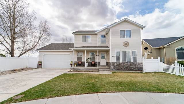 523 Poplar Drive, Elko, NV 89801 (MLS #3620342) :: Shipp Group