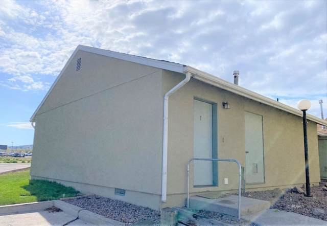 1625 Clarkson Drive #1, Elko, NV 89801 (MLS #3620430) :: Shipp Group