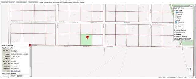 Lot 7 & 8 Doolittle Avenue, Spring Creek, NV 89815 (MLS #3620497) :: Shipp Group