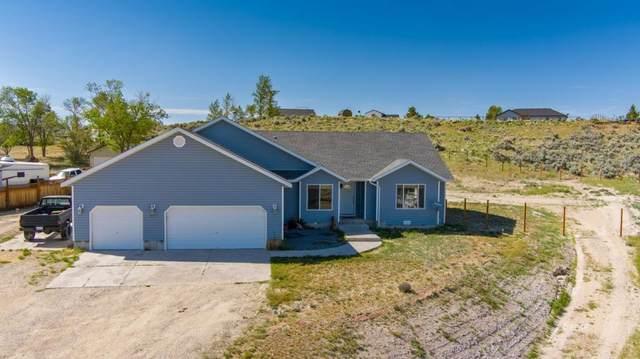 485 Blue Jay Drive, Spring Creek, NV 89815 (MLS #3620517) :: Shipp Group