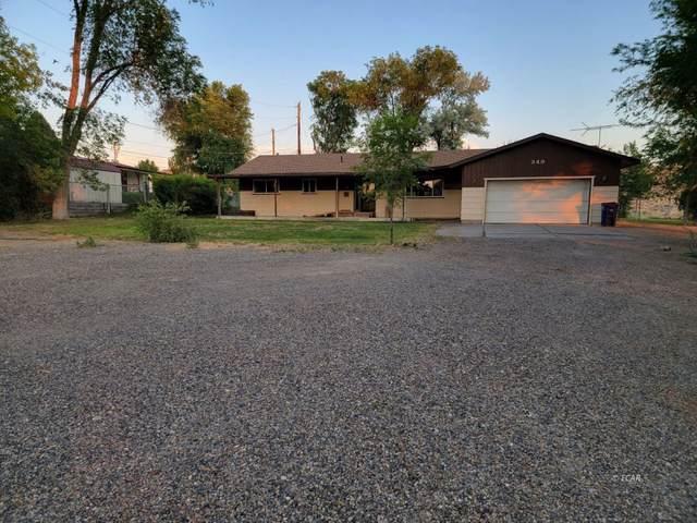 349 Bullion Road, Elko, NV 89801 (MLS #3620692) :: Shipp Group