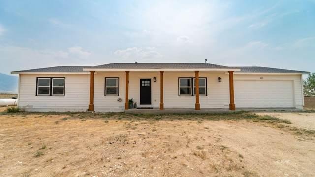 963 Bronco Drive, Spring Creek, NV 89815 (MLS #3620722) :: Shipp Group