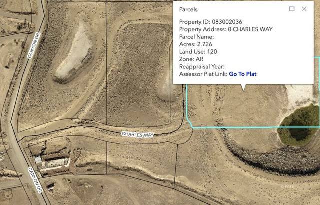 TBD Charles Way #7, Elko, NV 89801 (MLS #3613846) :: Shipp Group