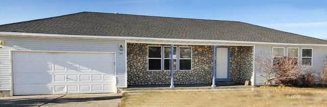 541 Eagle Creek Drive, Spring Creek, NV 89815 (MLS #3619388) :: Shipp Group