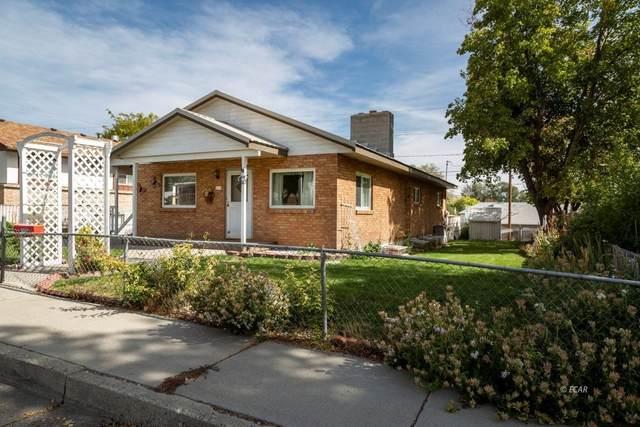 570 Fir Street, Elko, NV 89801 (MLS #3619490) :: Shipp Group