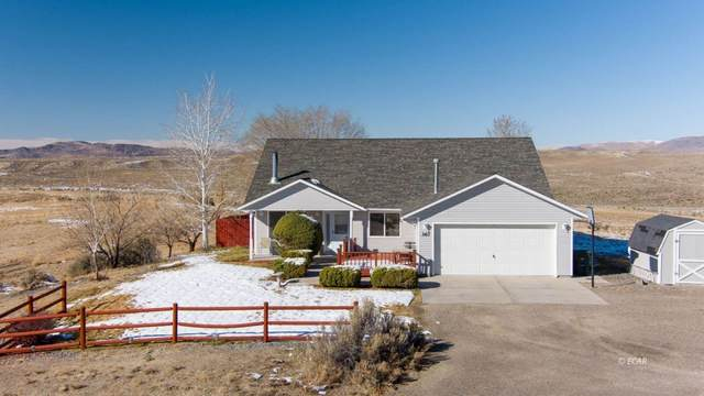 367 Bluecrest Drive, Spring Creek, NV 89815 (MLS #3619649) :: Shipp Group