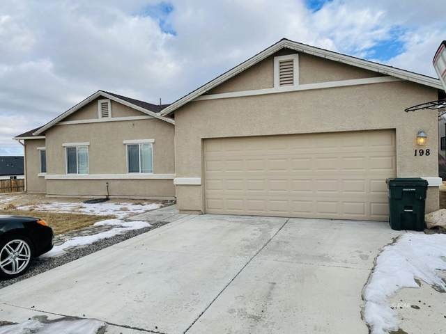 198 Dry Creek Trail, Elko, NV 89801 (MLS #3619811) :: Shipp Group