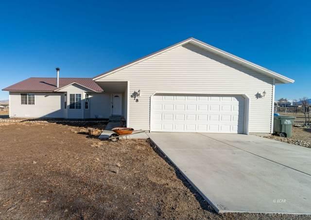 678 W Wolcott Drive, Spring Creek, NV 89815 (MLS #3619871) :: Shipp Group